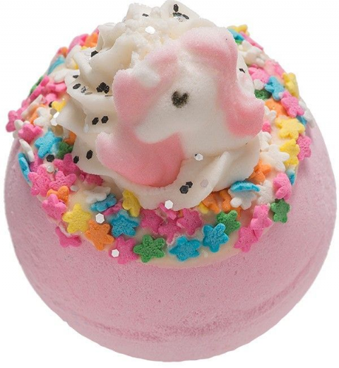 I Believe In Unicorns Essential Oil Bath Bomb